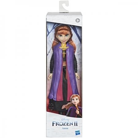 Boneca Basica Frozen 2 ANNA Hasbro E9021