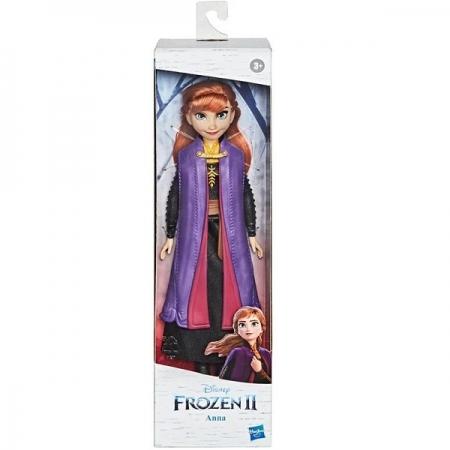 Boneca Basica Frozen 2 ANNA Hasbro E9023 15633