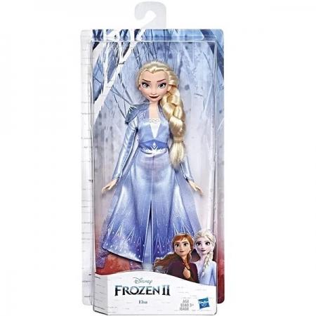 Boneca Classica Frozen 2 ELSA Hasbro E6709 15634