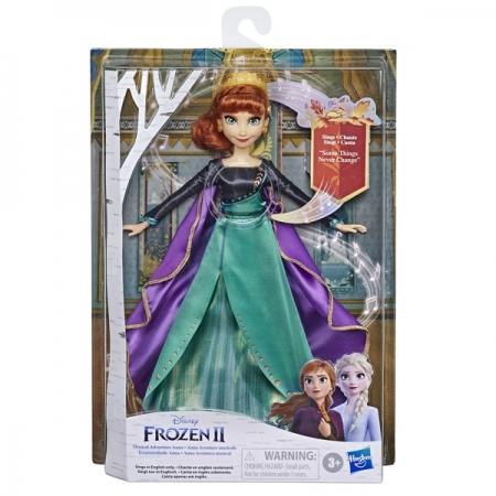 Boneca Frozen 2 Cantora ANNA Hasbro E8881 14915