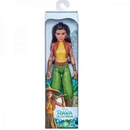 Boneca Princesas Basica Raya Hasbro F0082 15756