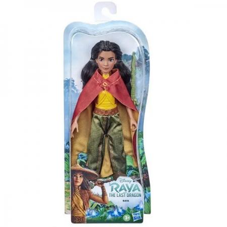Boneca Princesas Classica Raya Hasbro E9568 15628