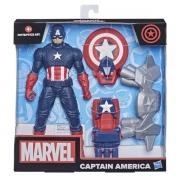 Boneco Articulado Avengers Capitao America com Acessorios Hasbro F0775 15719