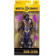 Boneco Articulado Mortal Kombat Mcfarlane Boneco SUB Zero FUN F0053-1