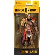 Boneco Articulado Mortal Kombat Mcfarlane Shao KHAN FUN F0052-9