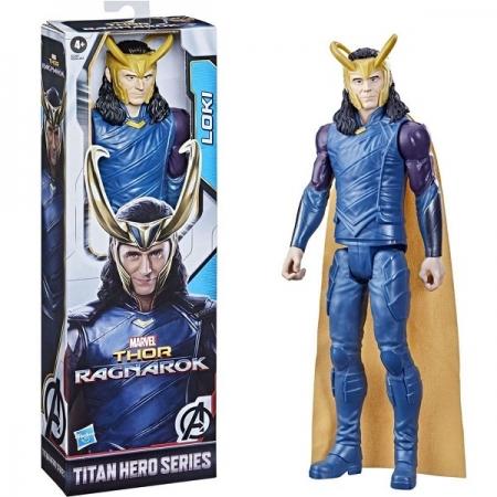 Boneco Avengers F12 Titan Hero Loki Hasbro F2246 15691