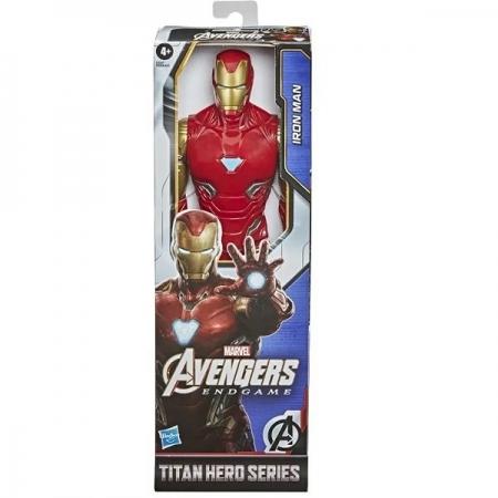 Boneco Avengers Titan Hero Homem de Ferro Hasbro F2247 15660