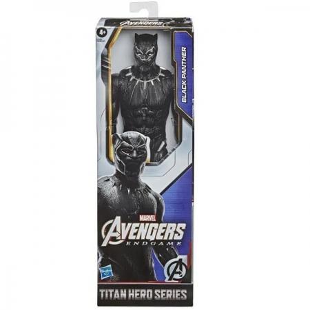 Boneco Avengers Titan Hero Pantera Negra Hasbro F2155 15659