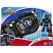 Boneco e Veiculo Super Hero Adventure Pantera Negra Hasbro E6223 14966