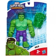Boneco Super Hero Adventure HULK Hasbro E6224 15903