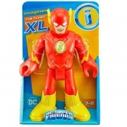 Boneco THE FLASH Imaginext DC Super Friends XL Mattel GPT41