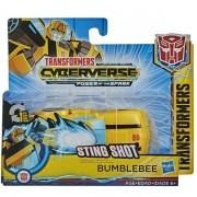 Boneco Transformers Cyberverse Bumblebee Hasbro E3522 13230