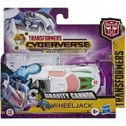 Boneco Transformers Cyberverse Wheeljack Hasbro E3522 13230