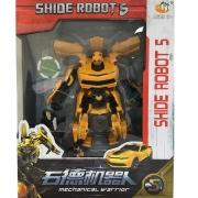 Boneco Transformes Bumblebee Amarelo Folia IMPORTS JRF-10-0139