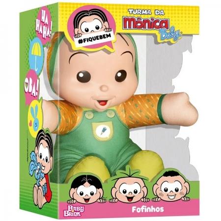 Boneco Turma da Monica BABY Cebolinha BABY BRINK 1045