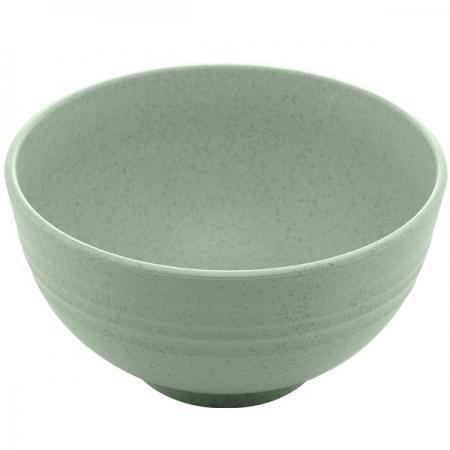 Bowl em Plastico 12 X 6CM Lines Verde LYOR 1367
