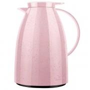 Bule Termico Viena Gatilho 1,0 L Rose Ceramic Invicta 100300042011