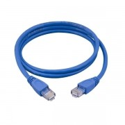 Cabo de Rede CAT.6 10M PC-ETH6U100BL AZUL PATCH CORD PLUS Cable