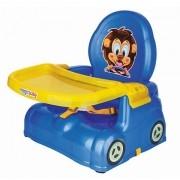 Cadeira de Papinha AZUL Leao Magic TOYS 4776