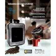 Cafeteira Automatica com Moedor de Graos e em PO LE Cook LC1714