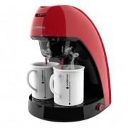 Cafeteira Cadence CAF211 127V Single Colors Vermelha