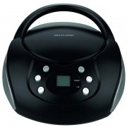 Radio Boombox Multilaser 20W AUX/USB/FM Multilaser SP337