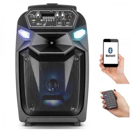 Caixa de Som Portatil FRAHM CM 350 Wireless Connect Bluetooth 31625