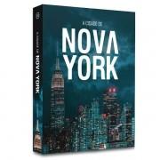 Caixa Livro a Cidade de Nova YORK 30X24X4CM Dobuart