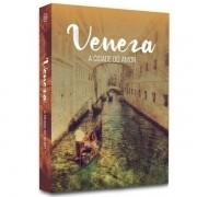 Caixa Livro Veneza a Cidade do AMOR 30X24X4CM Dobuart