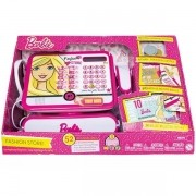 Caixa Registradora Barbie Luxo FUN F0024-7