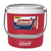 Caixa Termica 8,5L Circle Vermelho Coleman 110120033044