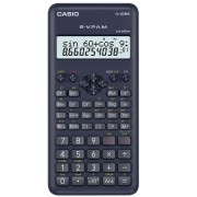 Calculadora Cientifica 12 Digitos FX-82MS-2-S4-DH 240 Funcoes Display Grande Preta