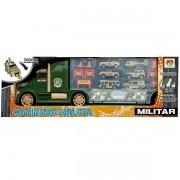Caminhao Maleta Militar DM TOYS DMT5927
