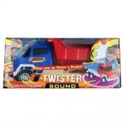 Caminhao Twister Sound AZUL Adijomar 802