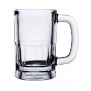 Caneca para Cerveja Transparente Zero Grau 296ML Libbey Globimport