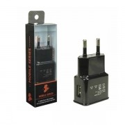 Carregador USB Mobile 5V 2.1A Preto 5+ CHIP SCE 044-0002