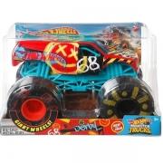 Carrinho HOT Wheels Monster DEM DERBY Mattel FYJ83