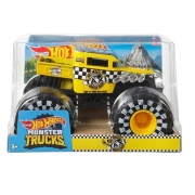 Carrinho HOT Wheels Monster TRUCK Taxi Mattel FYJ83
