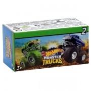 Carrinho HOT Wheels Monster TRUCKS Mini Surpresa Mattel GPB72
