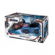 Carro Controle Remoto Avengers Capitao America Mimo 3022