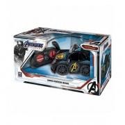 Carro Controle Remoto Avengers Pantera Negra Mimo 3023