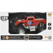 Carro Controle Remoto sem Fio PICK UP Vermelho DM TOYS DMT5058