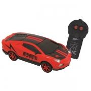 Carro Controle Remoto SPARK Vermelho Candide 3539