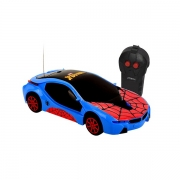 Carro Controle Remoto WEB STORM 1 Spider MAN Candide 5853