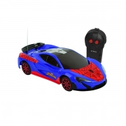 Carro Controle Remoto WEB STORM 2 Spider MAN Candide 5853