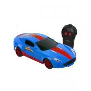 Carro Controle Remoto WEB STORM 4 Spider MAN Candide 5853