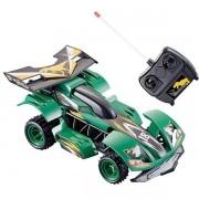 Carro de Controle Remoto Velociraptor Verde Candide 3546
