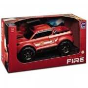 Carro Roda Livre PICK UP Force Fire Rescue Roma 0992