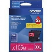 Cartucho Brother LC105M Magenta