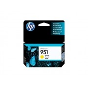 Cartucho HP 951 CN052AB Amarelo Officejet 8 ML